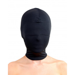 Strict Leather Spandex Black Hood