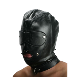 Strict Leather Premium Locking Slave Hood
