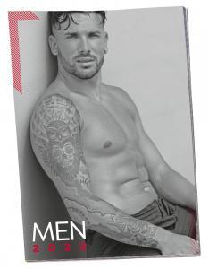 Pin-up Kalender Soft Men 2021