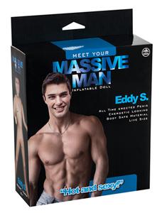 Massive Man Eddy S. Opblaaspop