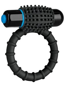 Vibrerende Cockring - Zwart