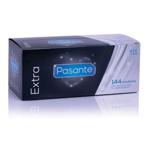 Pasante Extra Condooms 144st