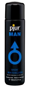 Man Basic Waterglide Glijmiddel - 100 ml