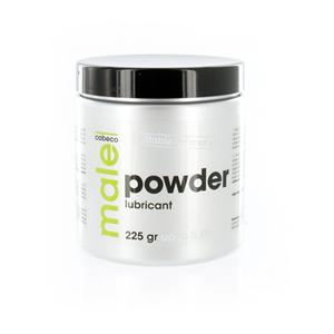 MALE - Powder Lubricant 225gr