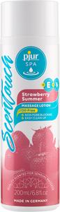 Pjur SPA Scentouch Massagelotion - Strawberry Summer - 200 ml