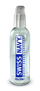 Swiss Navy Waterbased Glijmiddel 118 ml
