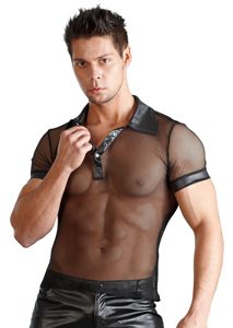 Wetlook Poloshirt