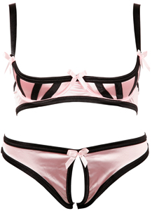 Roze BH-set