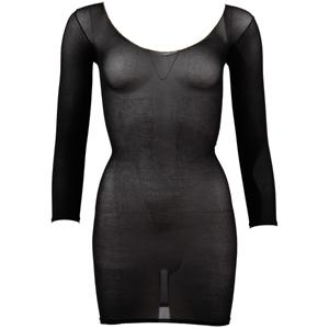 Mini jurk met lange mouwen