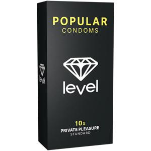Popular Condooms - 10 Stuks