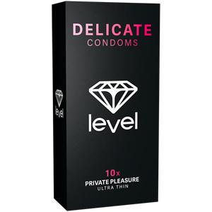 Delicate Condooms - 10 Stuks