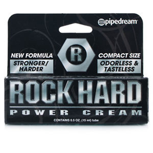 Rock Hard Power Crème