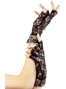 Korte kanten handschoenen