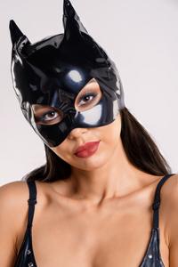 Wetlook Masker met Kattenoren