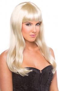 Pop Diva Pruik - Blond