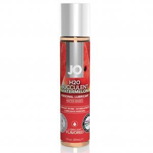 System JO - H2O Glijmiddel Watermeloen - 30 ml