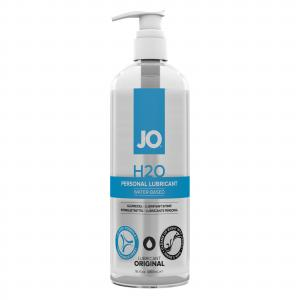 System JO - H2O Glijmiddel Op Waterbasis - 480 ml