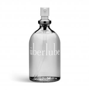Uberlube - Premium Siliconen Glijmiddel Met Pompsysteem - 100 ml
