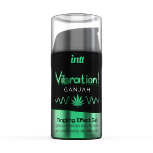 Vibration! Ganjah Tintelende Gel