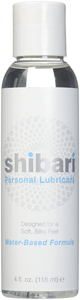Shibari Glijmiddel Op Waterbasis -120 ML