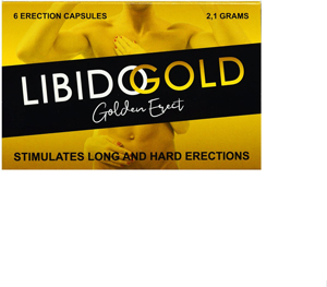 Libido Gold Golden Erect