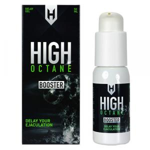 High Octane Booster Ejact Orgasme Vertragende Gel