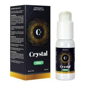 Crystal - Delay Gel - 50 ml
