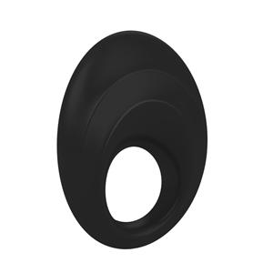 Cockring OVO B5 in het zwart