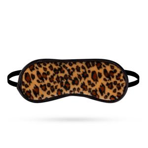 Dark Love Oogmasker - Luipaardprint