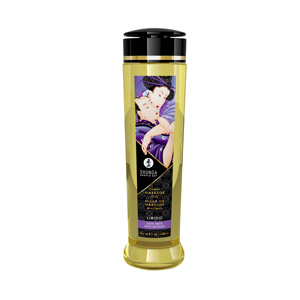 Shunga - Libido Massage Olie  Exotic Fruits - 240 ml
