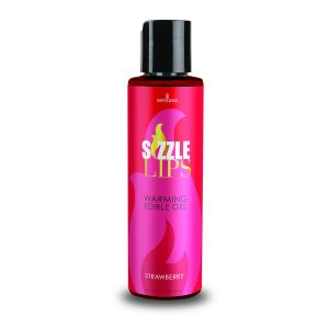 Sizzle Lips Warming Gel - Strawberry