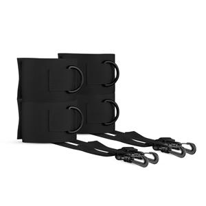 Bryce Bed Bondage Set - Zwart