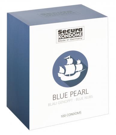 Secura Black Pearl Condooms - 100 Stuks