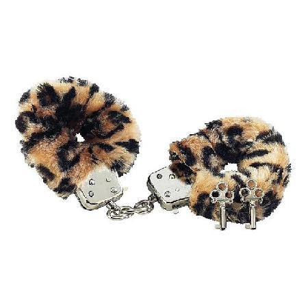 Handboeien Luipaard motief