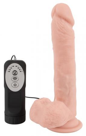 Realistischer stoßender Vibrator