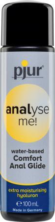 Pjur Analyse Me! Anaal Glijmiddel op Waterbasis - 100ml