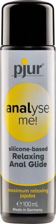 Pjur Anaal Glijmiddel op Siliconenbasis - 100ml