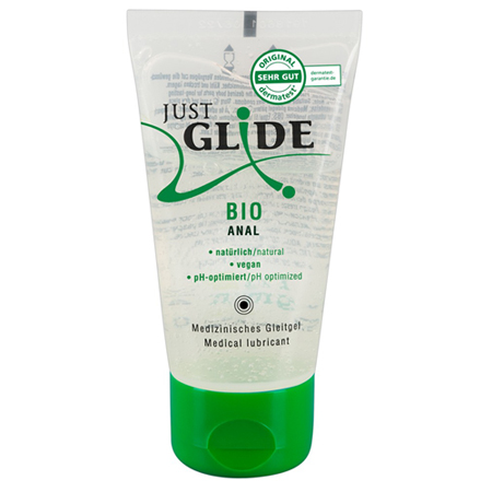 Just Glide Bio Anal Gleitgel - 50 ml