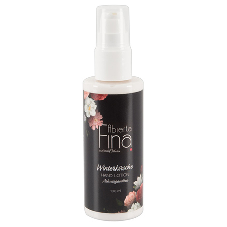 Vegane Handlotion Winterkirsch - 100 ml