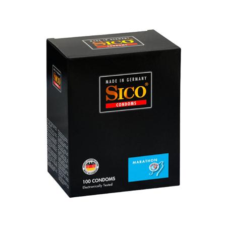 Sico Marathon Condooms - 100 Stuks