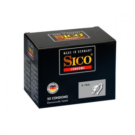 Sico X-tra Condooms - 50 Stuks
