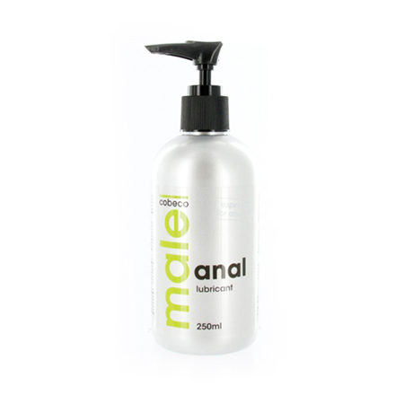 MALE - Anal Gleitmittel (250ml)