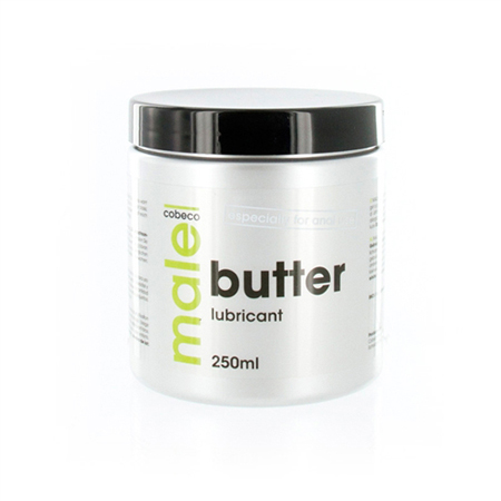 Gleitmittel MALE - Butter (250ml)