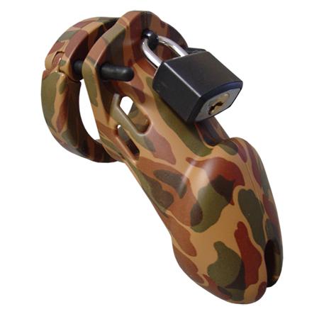 CB-6000 Kuisheidskooi in camouflagekleur (35 mm)