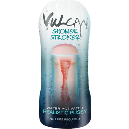 Vulcan Shower Stroker - Realistic Pussy