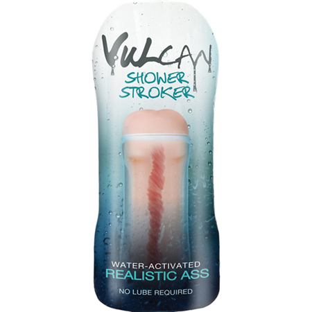 Vulcan Shower Stroker - Realistic Ass