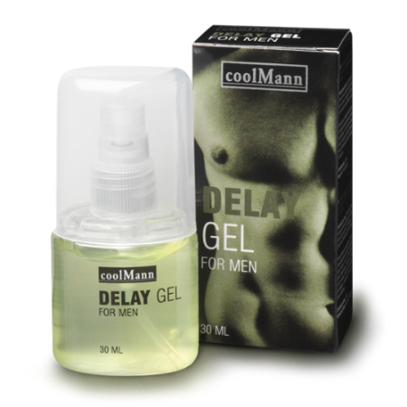 Delay Gel - CoolMann