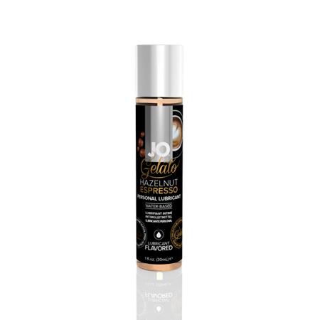 JO Gelato Hazelnoot Espresso Glijmiddel - 30 ml