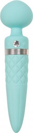Pillow Talk - Sultry Dubbele Vibrator - Turquoise