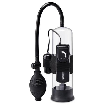 Vibrierende Penispumpe Pump Worx für Anfänger